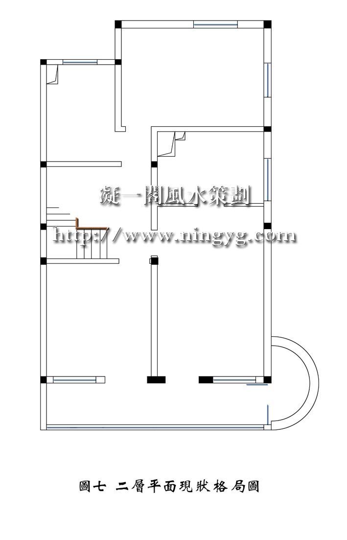 上海某复式住宅风水设计方案(调整前后的实景照片对比)