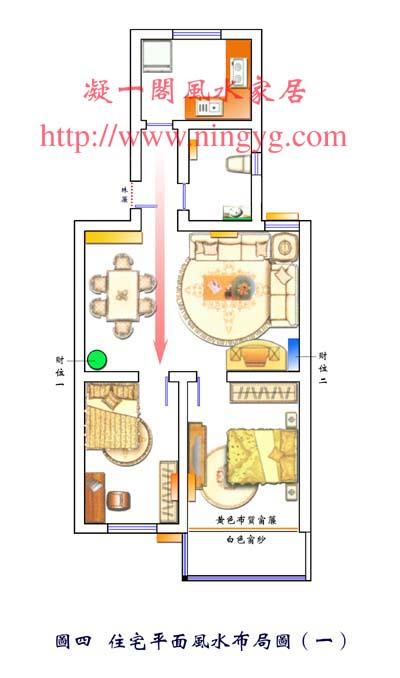 住宅烟囱结构图